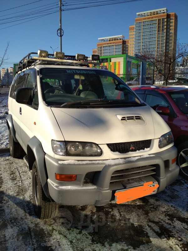 Mitsubishi Delica, 1999 год, 660 000 руб.
