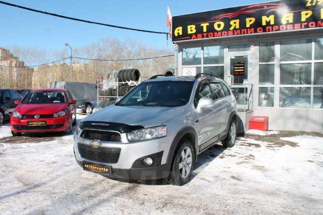 Chevrolet Captiva, 2012 год, 770 000 руб.
