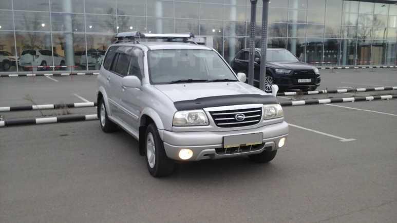 Suzuki Grand Escudo, 2001 год, 499 000 руб.