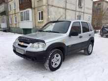 Томск Niva 2010
