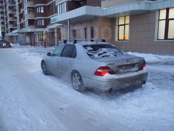 Lexus LS430, 2004 год, 580 000 руб.