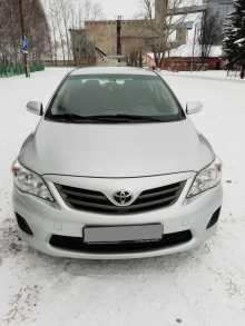 Тальменка Corolla 2013