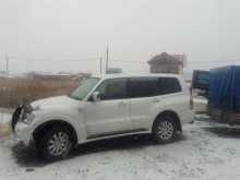 Горно-Алтайск Pajero 2003