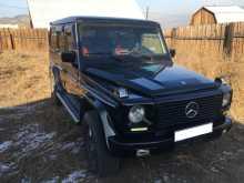 Улан-Удэ G-Class 1997