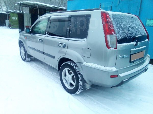 Nissan X-Trail, 2002 год, 499 000 руб.