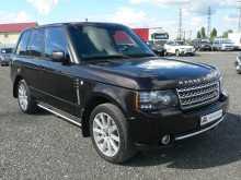 Тюмень Range Rover 2012