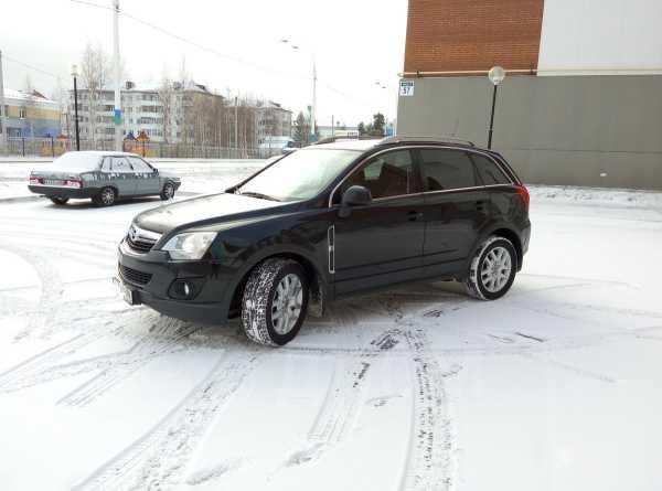 Opel Antara, 2012 год, 619 000 руб.