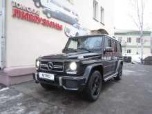 Томск G-Class 2015
