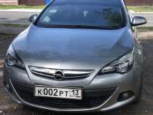 Саранск Astra GTC 2013