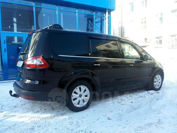 Ford Galaxy, 2006 год, 540 000 руб.