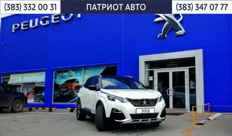 Peugeot 3008, 2017 год, 2 000 000 руб.