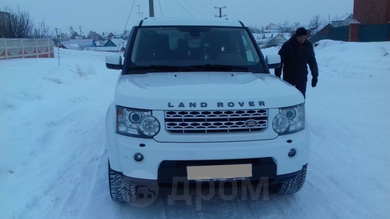 Land Rover Discovery, 2011 год, 1 320 000 руб.