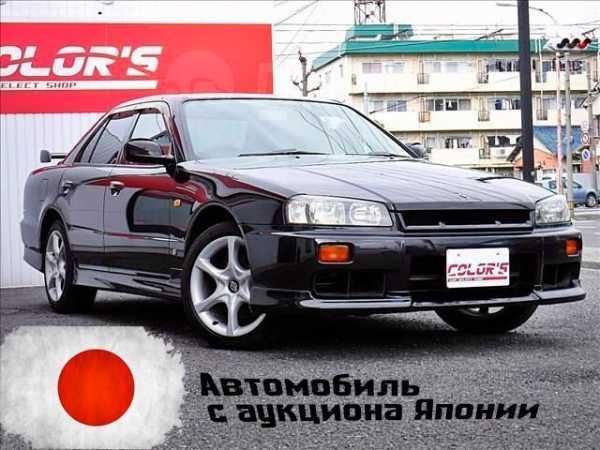 Nissan Skyline, 2001 год, 260 000 руб.