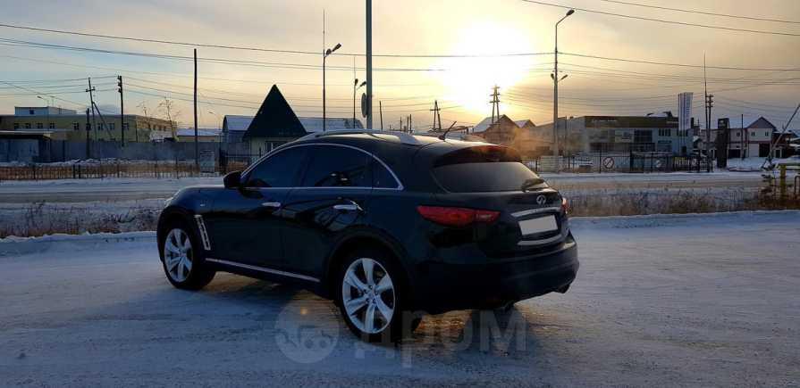 Infiniti FX50, 2010 год, 1 400 000 руб.