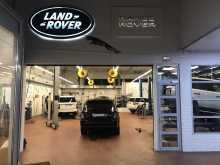 Новый Уренгой Range Rover Sport