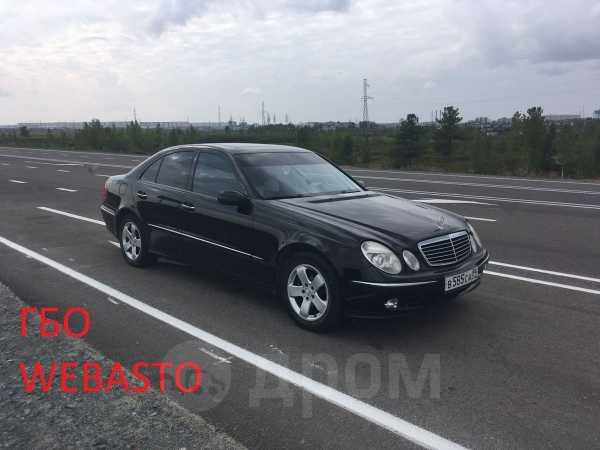 Mercedes-Benz E-Class, 2006 год, 585 000 руб.