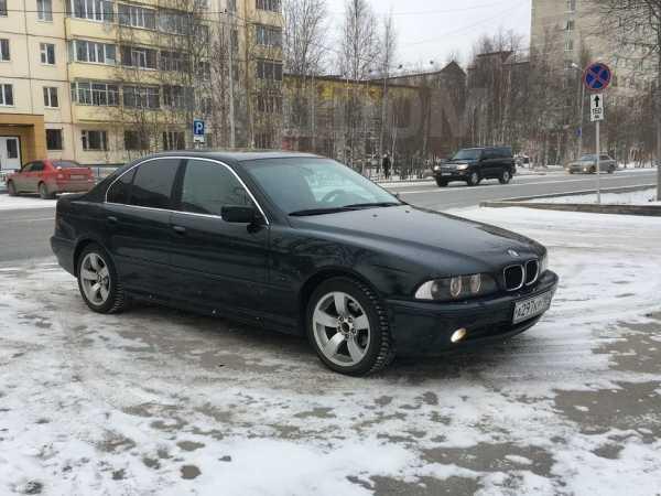 BMW 5-Series, 2002 год, 400 000 руб.