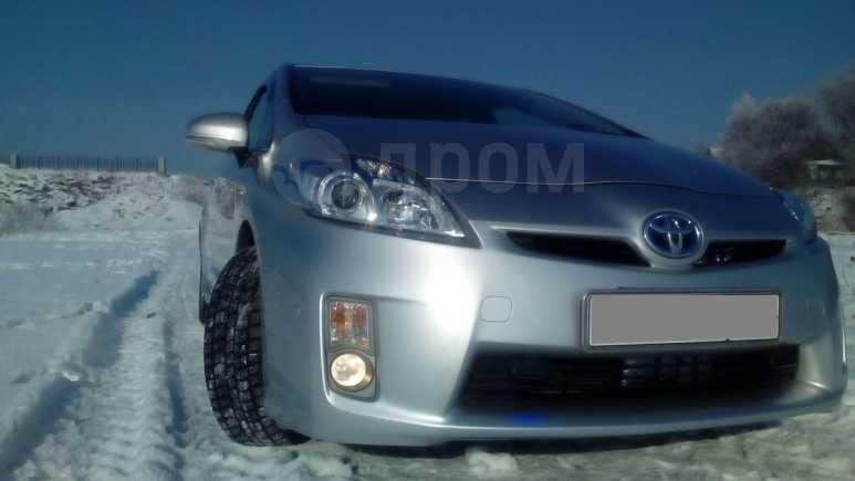 Toyota Prius, 2011 год, 770 000 руб.