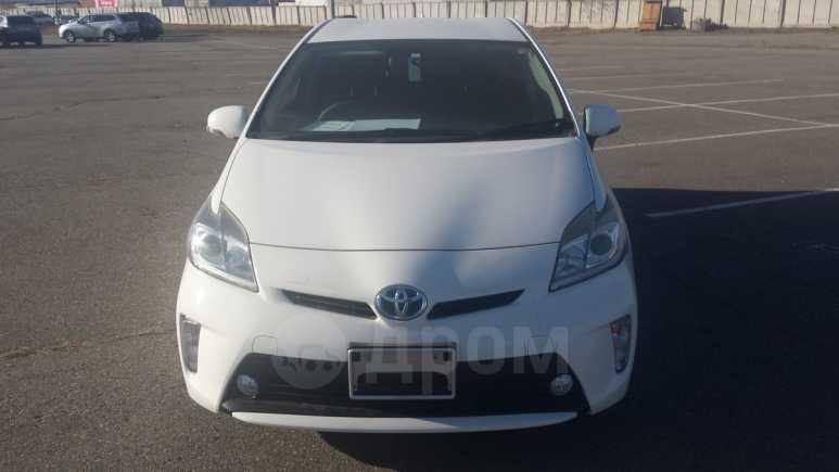 Toyota Prius, 2012 год, 790 000 руб.