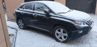 Иркутск RX450h 2012