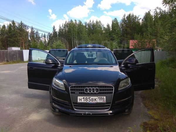 Audi Q7, 2006 год, 580 000 руб.