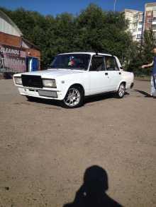 Томск 2107 1999