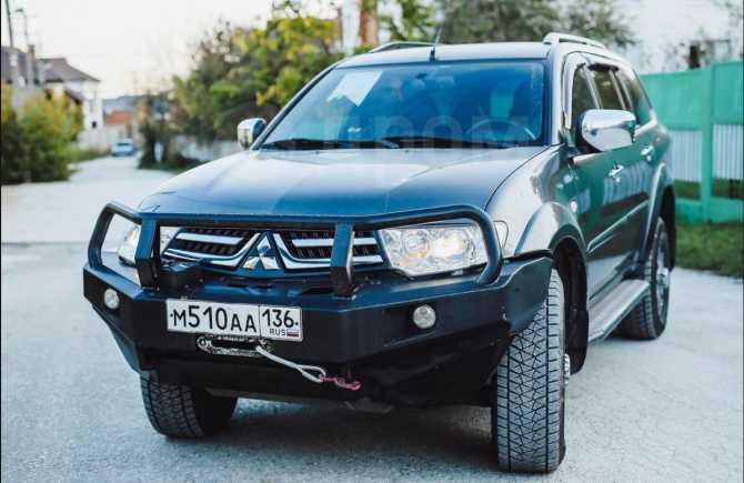Mitsubishi Pajero Sport, 2014 год, 1 420 000 руб.