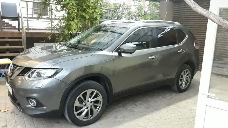 Nissan X-Trail, 2015 год, 1 270 000 руб.