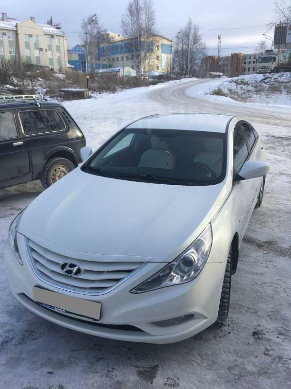 Hyundai Sonata, 2012 год, 710 000 руб.