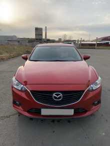 Курган Mazda6 2015