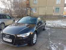 Иркутск A6 2011