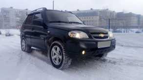 Новосибирск Niva 2012
