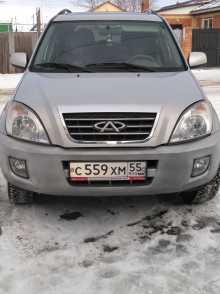 Омск Tiggo T11 2010