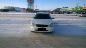Барнаул Приора 2011