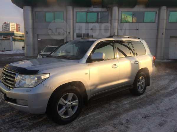 Toyota Land Cruiser, 2009 год, 1 700 000 руб.