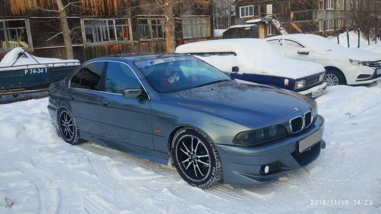 BMW 5-Series, 2001 год, 700 000 руб.