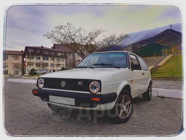 Volkswagen Golf, 1987 год, 108 000 руб.