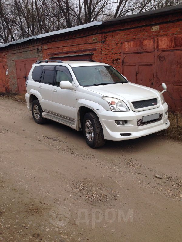 Toyota Land Cruiser Prado, 2004 год, 900 000 руб.