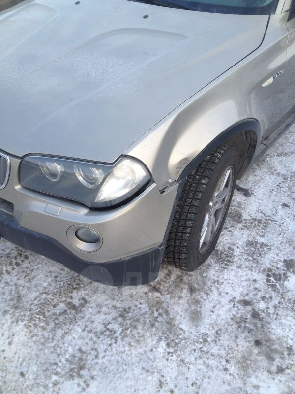 BMW X3, 2007 год, 530 000 руб.