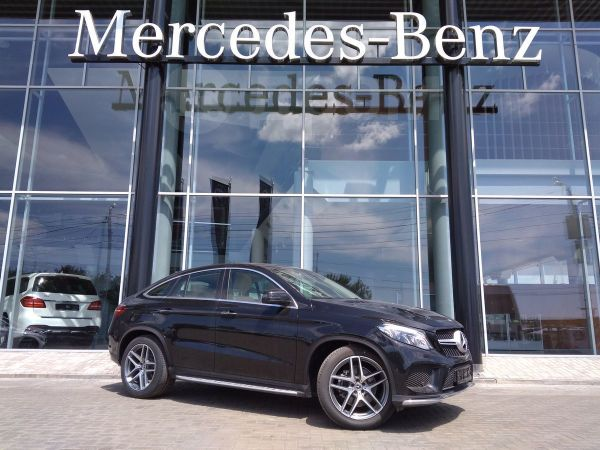 Mercedes-Benz GLE Coupe, 2017 год, 5 436 084 руб.