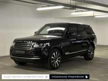 Челябинск Range Rover 2017