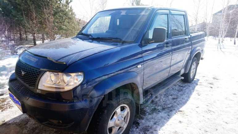 УАЗ Патриот Пикап, 2012 год, 450 000 руб.