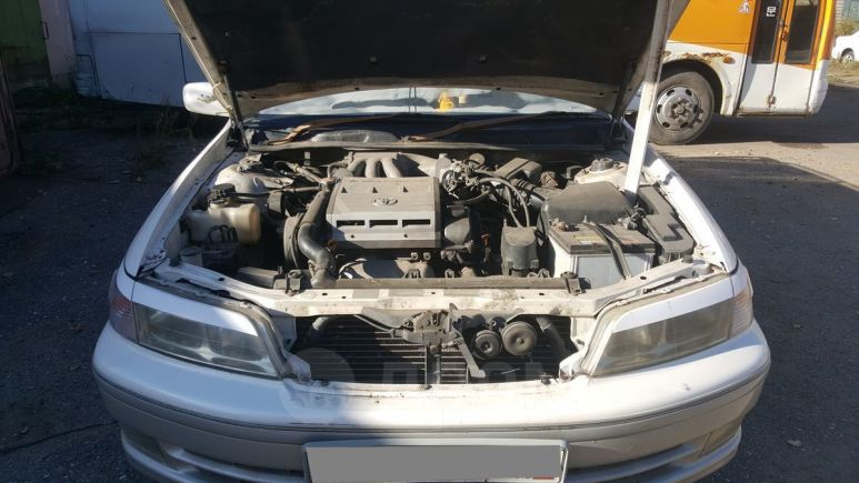 Toyota Mark II Wagon Qualis, 2000 год, 330 000 руб.