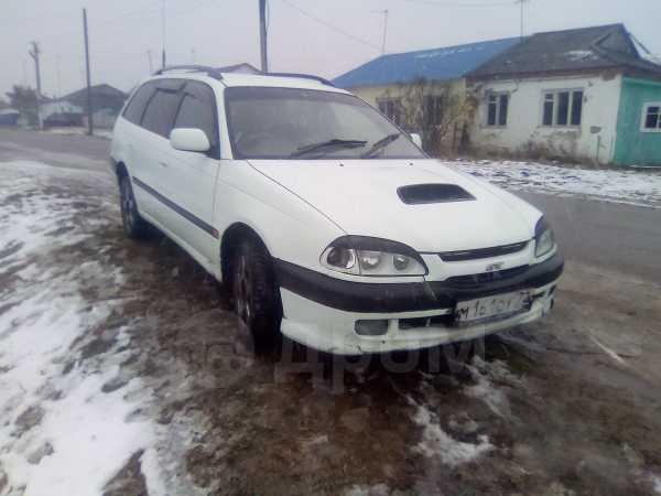 Toyota Caldina, 1998 год, 250 000 руб.
