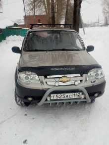 Тяжинский Niva 2009