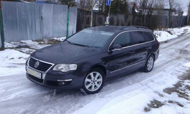Volkswagen Passat, 2009 год, 525 000 руб.