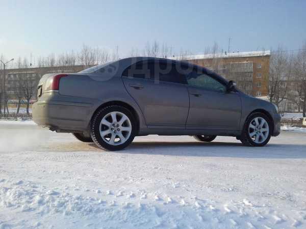 Toyota Avensis, 2007 год, 639 999 руб.