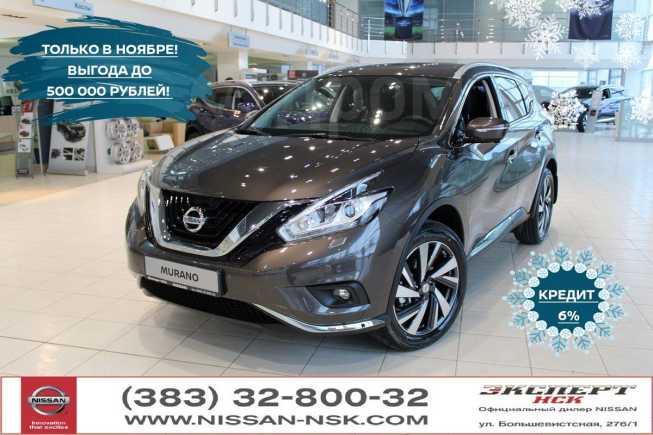 Nissan Murano, 2018 год, 2 500 000 руб.