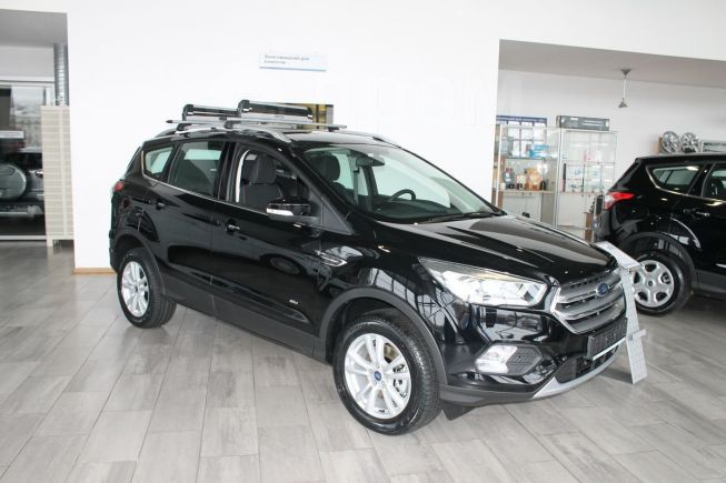 Ford Kuga, 2018 год, 1 660 000 руб.