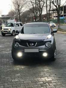 Находка Nissan Juke 2012